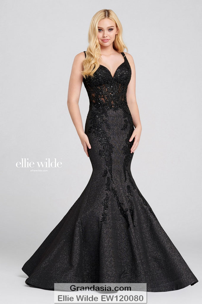 Ellie Wilde EW120080 Prom Dress
