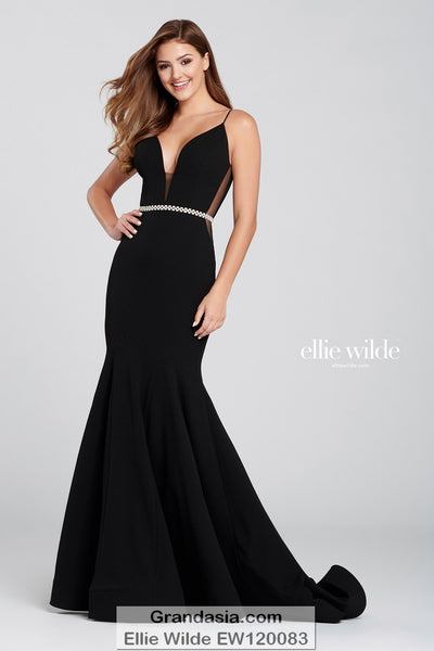 Ellie Wilde EW120083 Prom Dress