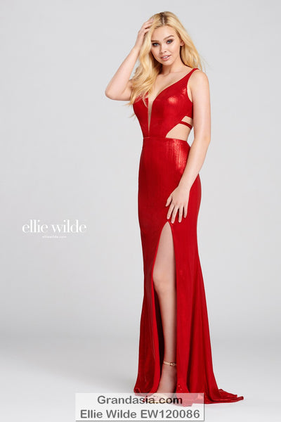 Ellie Wilde EW120086 Prom Dress