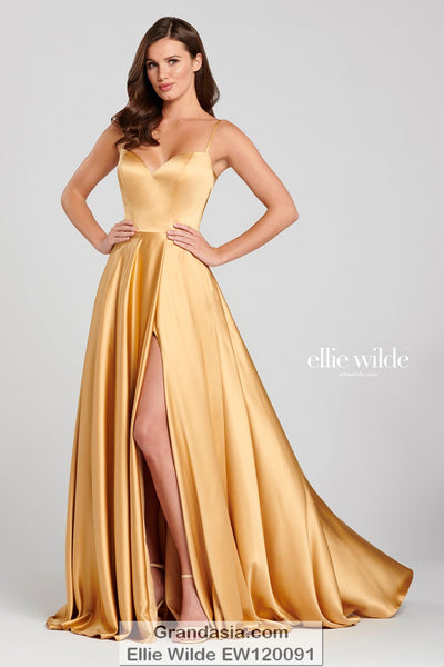 Ellie Wilde EW120091 Prom Dress