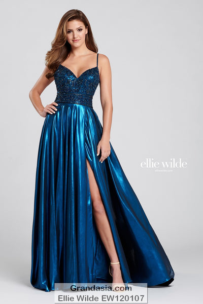 Ellie Wilde EW120107 Prom Dress