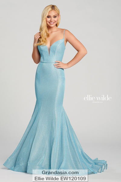 Ellie Wilde EW120109 Prom Dress