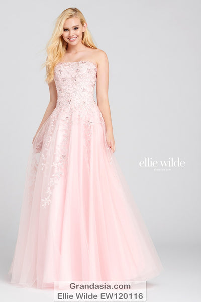 Ellie Wilde EW120116 Prom Dress