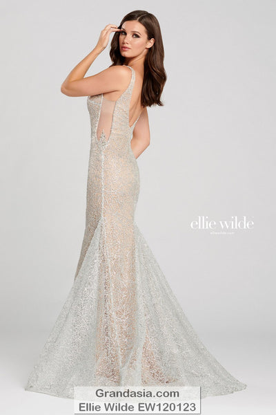 Ellie Wilde EW120123 Prom Dress