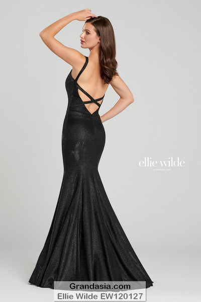 Ellie Wilde EW120127 Prom Dress