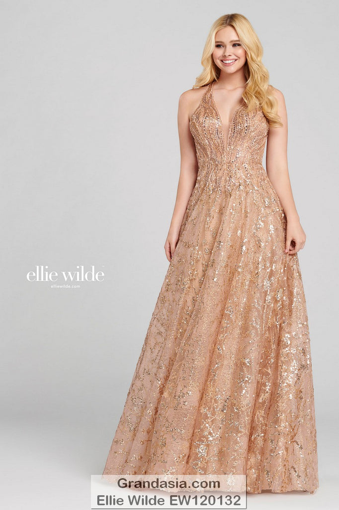 Ellie Wilde EW120132 Prom Dress
