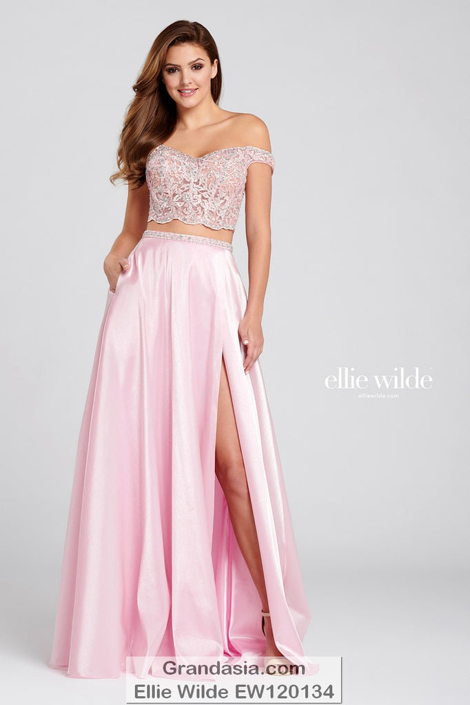 Ellie Wilde EW120134 Prom Dress