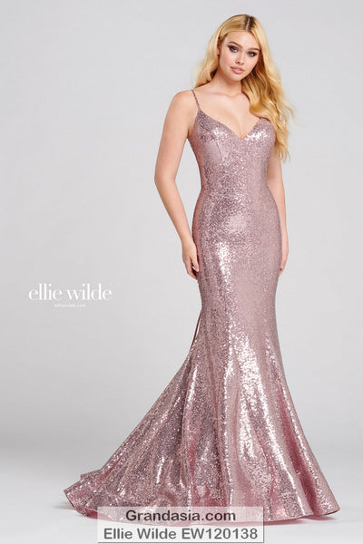 Ellie Wilde EW120138 Prom Dress