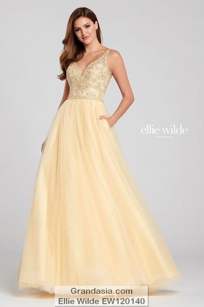 Ellie Wilde EW120140 Prom Dress