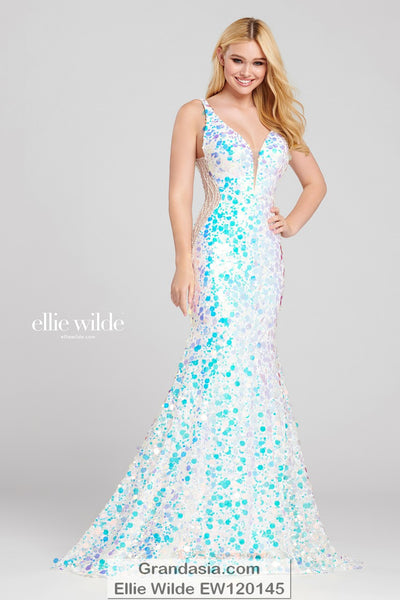 Ellie Wilde EW120145 Prom Dress