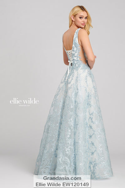 Ellie Wilde EW120149 Prom Dress