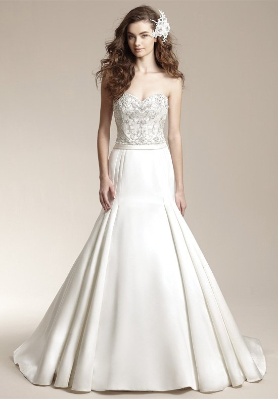 Jasmine Collection F151011 Bridal Gown