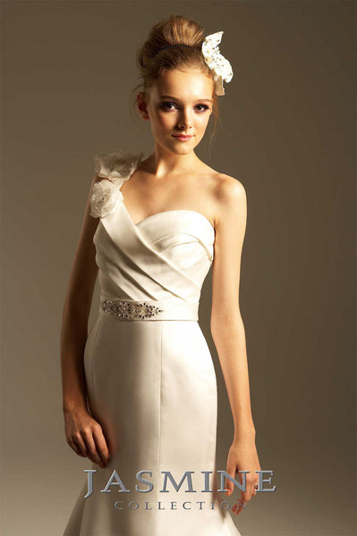 Jasmine Collection F403R Bridal Gown