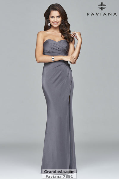 Faviana 7891 Prom Dress