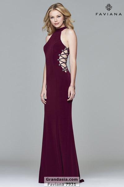 Faviana 7931 Prom Dress