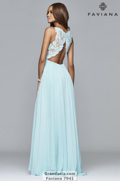 Faviana 7941 Prom Dress