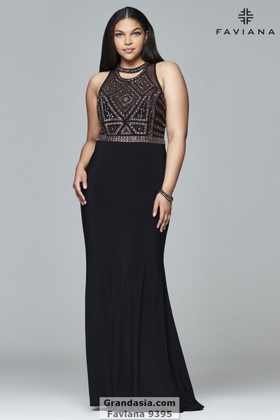 Faviana 9395 Prom Dress