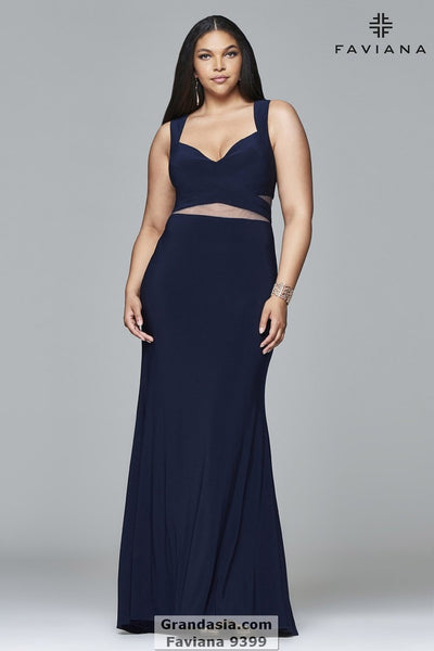 Faviana 9399 Prom Dress