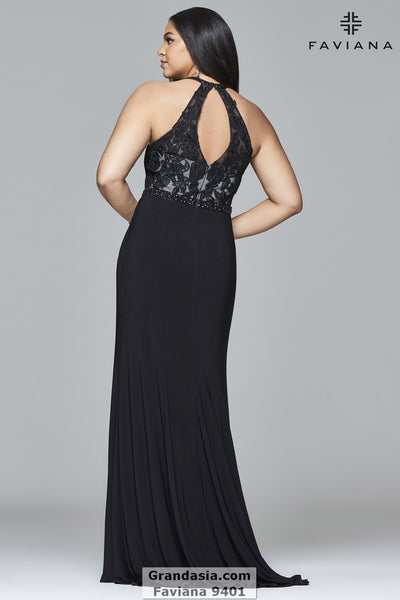 Faviana 9401 Prom Dress