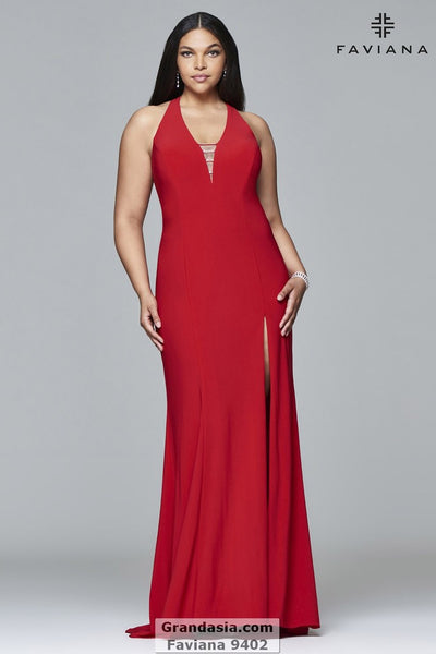 Faviana 9402 Prom Dress