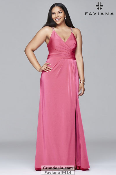 Faviana 9414 Prom Dress