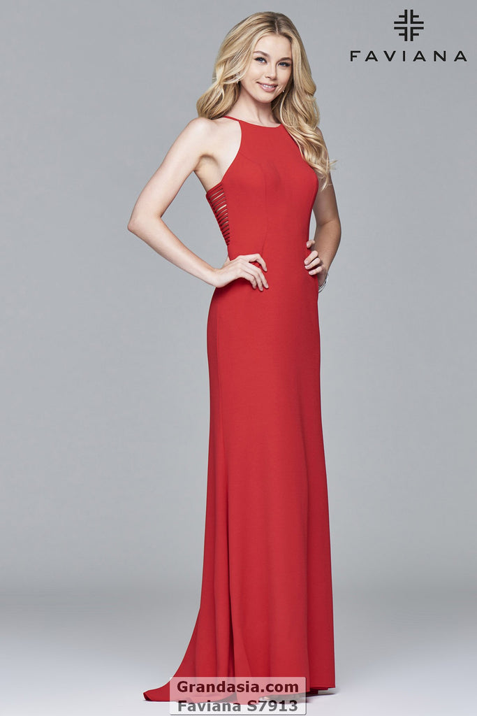 Faviana S7913 Prom Dress