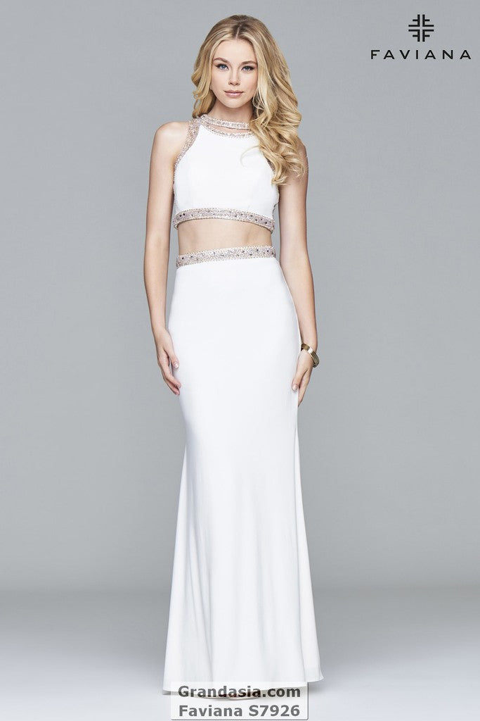 Faviana S7926 Prom Dress