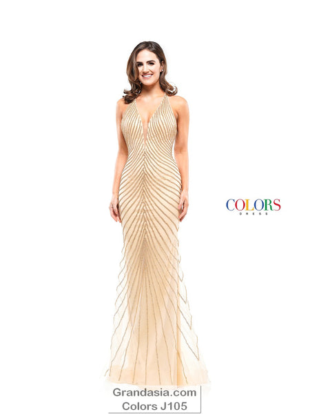 Colors Couture J105 Prom Dress