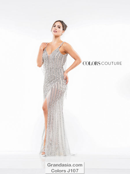 Colors Couture J107 Prom Dress