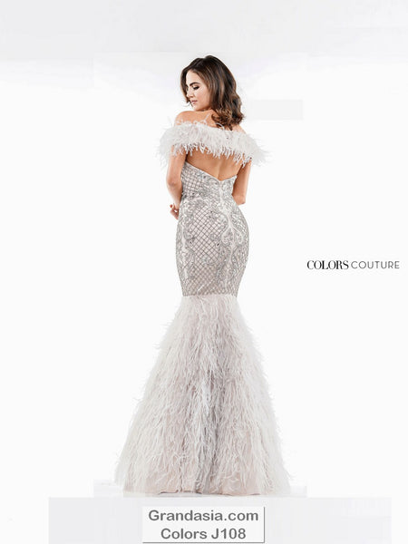 Colors Couture J108 Prom Dress