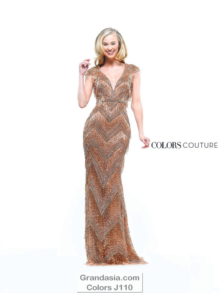 Colors Couture J110 Prom Dress