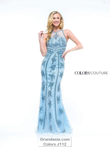 Colors Couture J112 Prom Dress