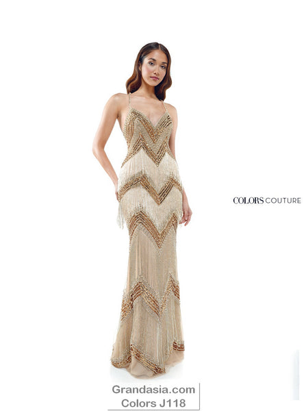 Colors Couture J118 Prom Dress
