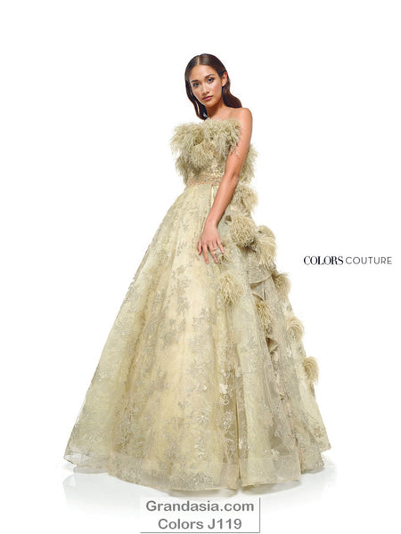 Colors Couture J119 Prom Dress