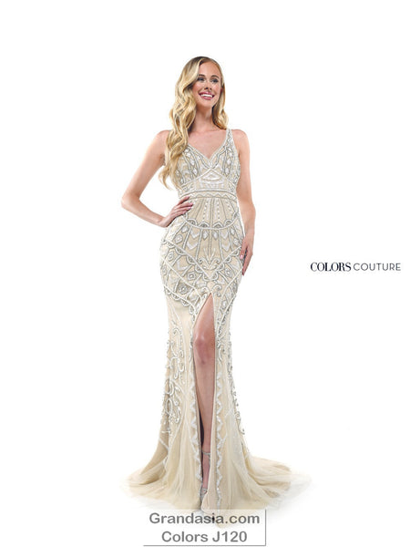 Colors Couture J120 Prom Dress