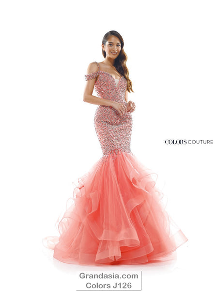 Colors Couture J126 Prom Dress
