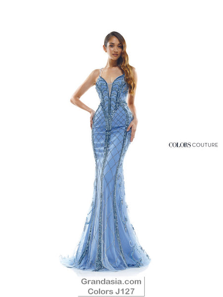 Colors Couture J127 Prom Dress