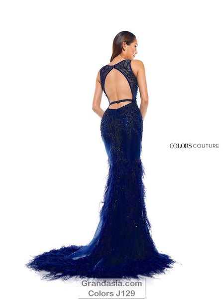 Colors Couture J129 Prom Dress