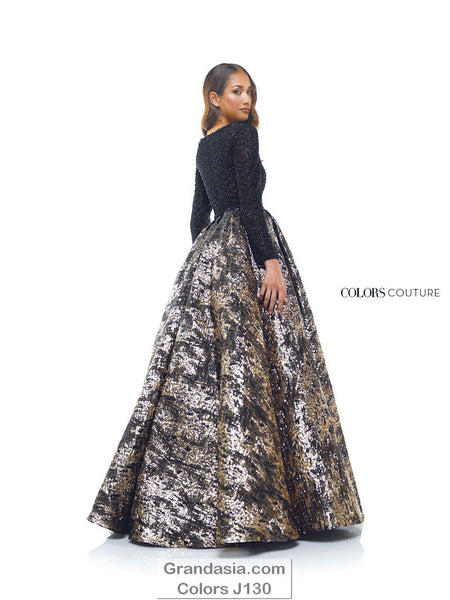Colors Couture J130 Prom Dress