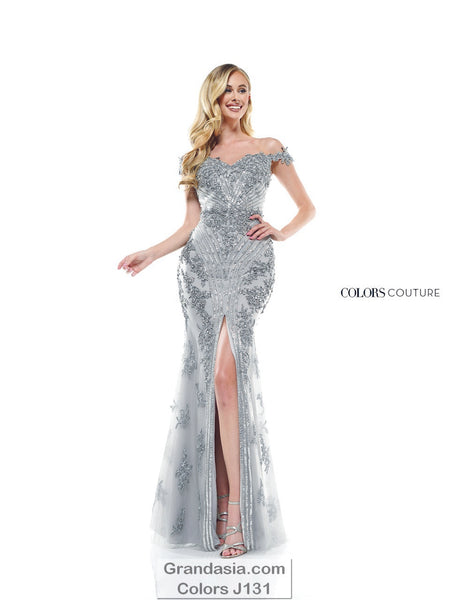 Colors Couture J131 Prom Dress