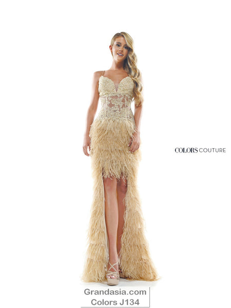 Colors Couture J134 Prom Dress