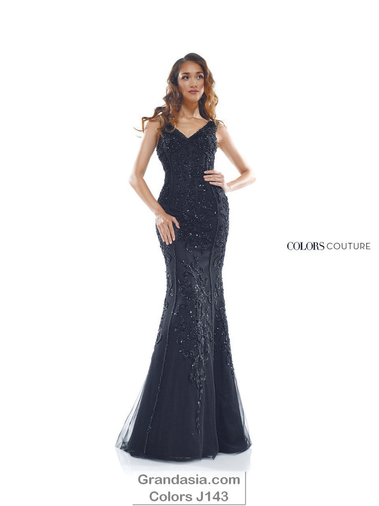 Colors Couture J143 Prom Dress
