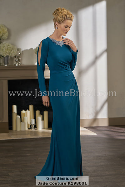 Jade Couture K198001 Mothers Dress