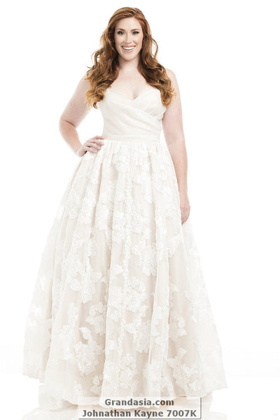 Johnathan Kayne 7007K Prom Dress