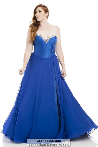 Johnathan Kayne 7076K Prom Dress