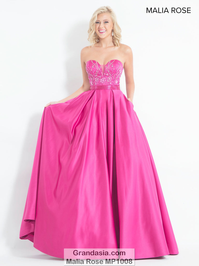 Malia Rose MP1008 Prom Dress