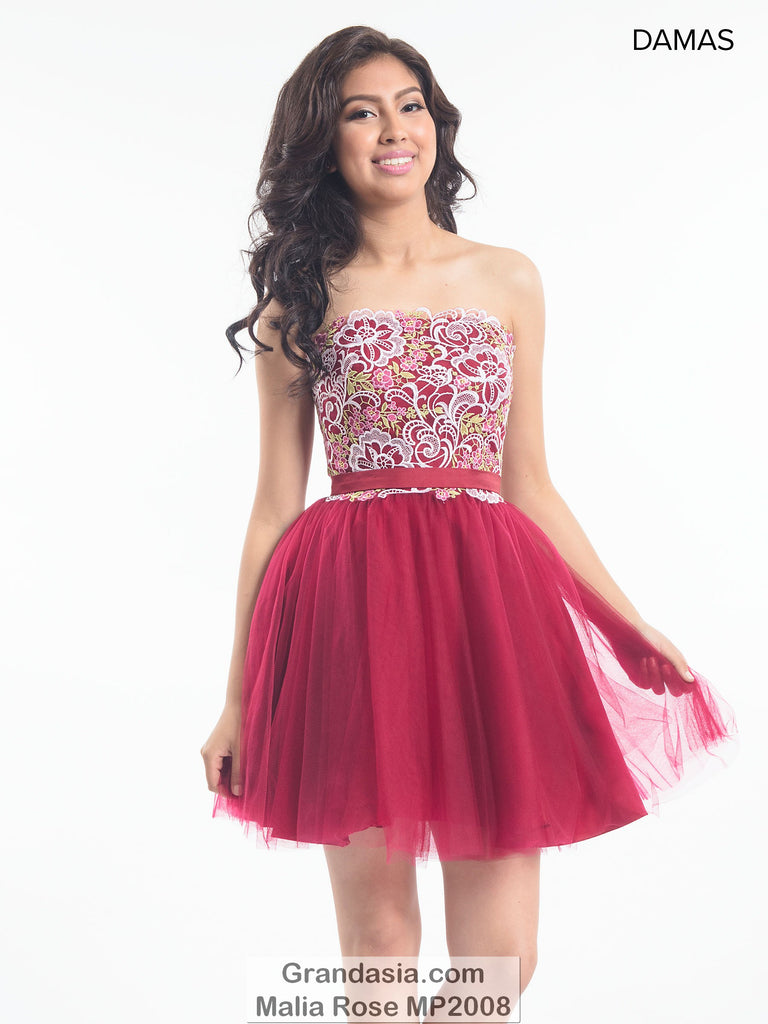Malia Rose MP2008 Prom Dress