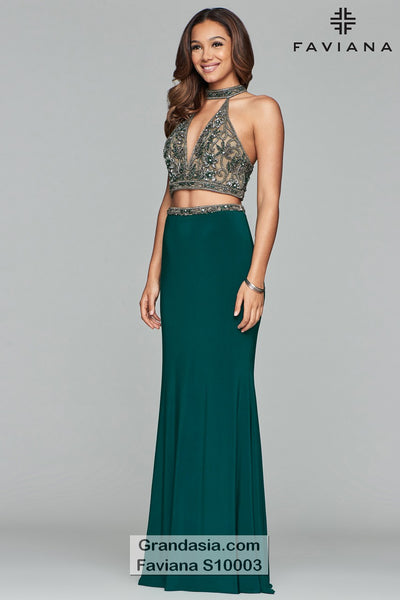Faviana Glamour S10003 Prom Dress