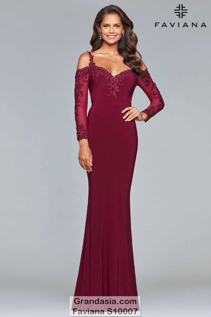 Faviana S10007 Prom Dress
