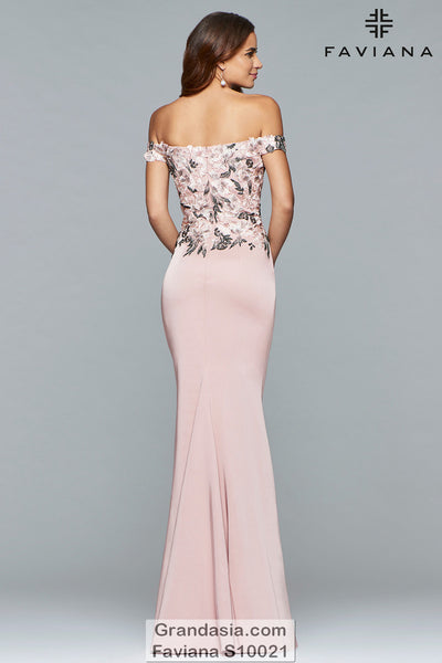 Faviana S10021 Prom Dress